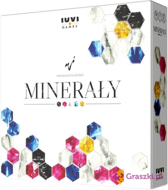 Minerały | IUVI Games // darmowa dostawa od 249.99 zł // wysyłka do 24 godzin! // odbiór osobisty w Opolu